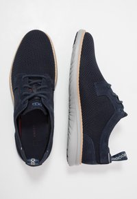 UGG - UNION DERBY HYPERWEAVE - Sneakers laag - navy - 1