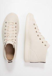 UGG - PISMO  - Sneakersy wysokie - bone white - 1