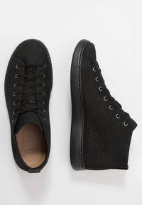 UGG - PISMO  - Sneakersy wysokie - black - 1