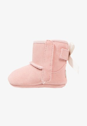 JESSE BOW II - First shoes - baby pink