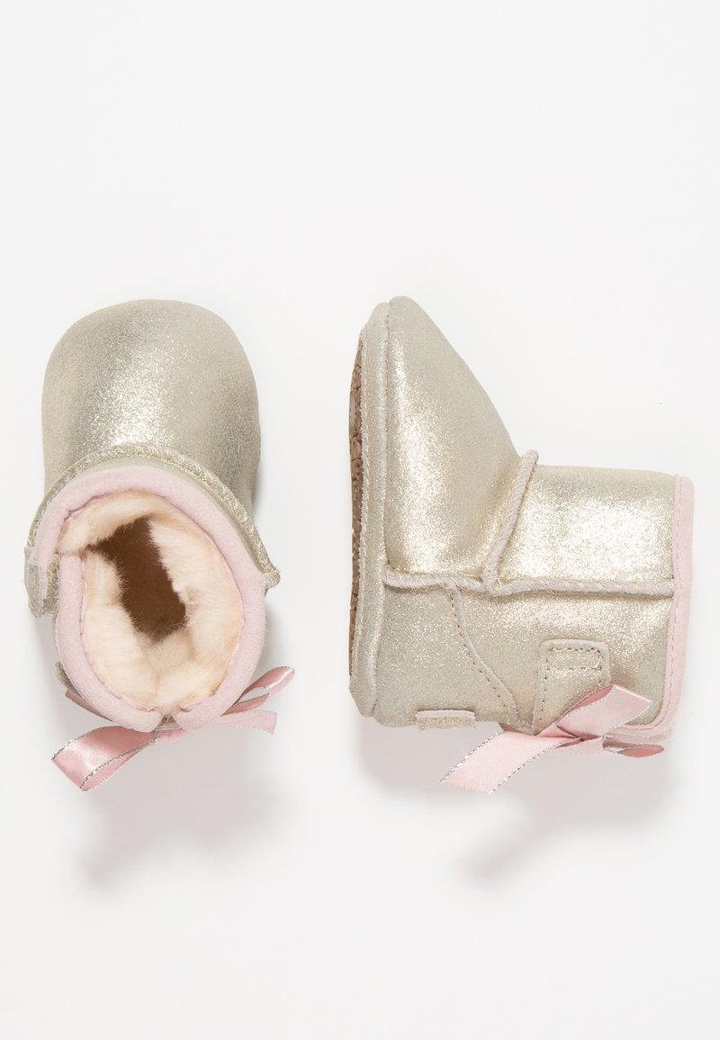 UGG - JESSE BOW METALLIC - First shoes - gold