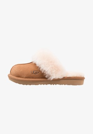 COZY II - Chaussons - chestnut
