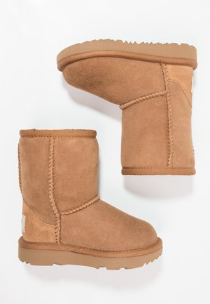 CLASSIC II - Classic ankle boots - chestnut