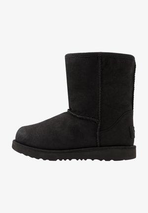 CLASSIC WEATHER SHORT - Zimní obuv - black
