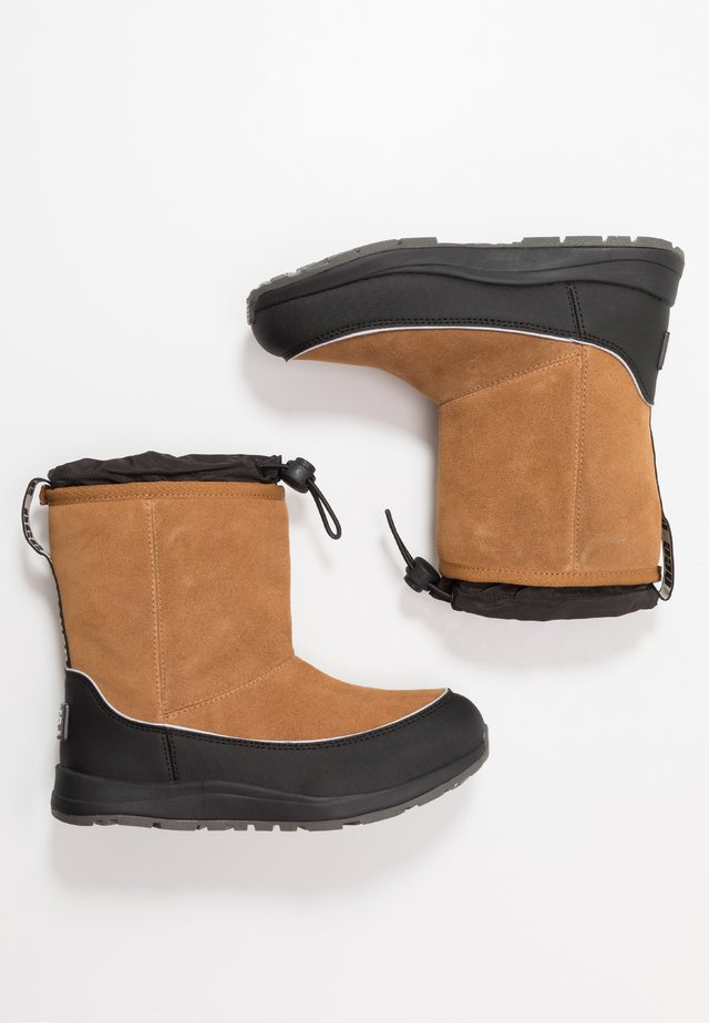 KIRBY WP - Snowboot/Winterstiefel - chestnut