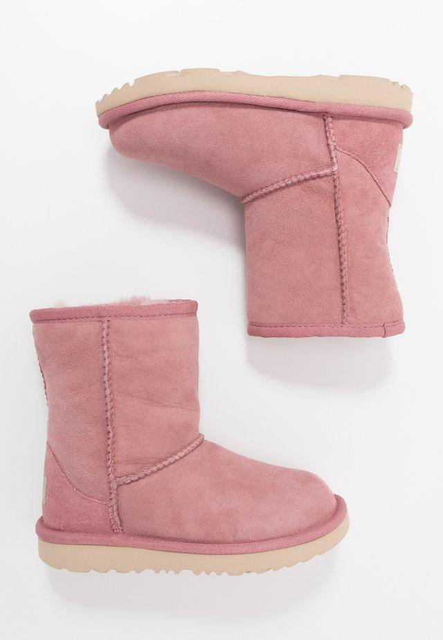 CLASSIC II - Stivali alti - pink dawn
