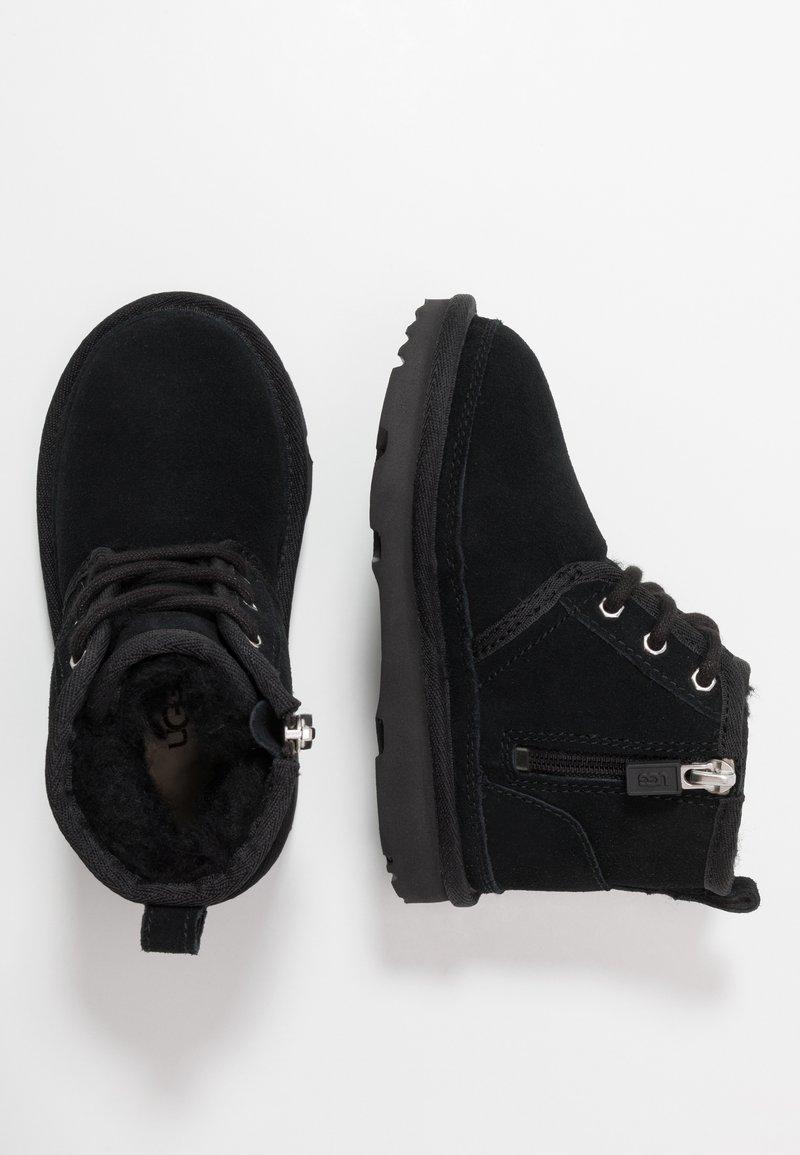 UGG - NEUMEL - Lace-up ankle boots - black