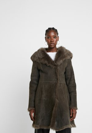 VANESA TOSCANA COAT - Winter coat - olive