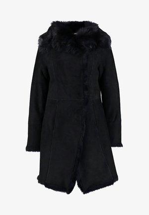 VANESA TOSCANA COAT - Zimní kabát - black