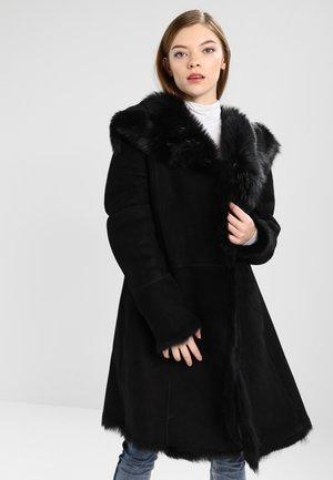 VANESA TOSCANA COAT - Wintermantel - black