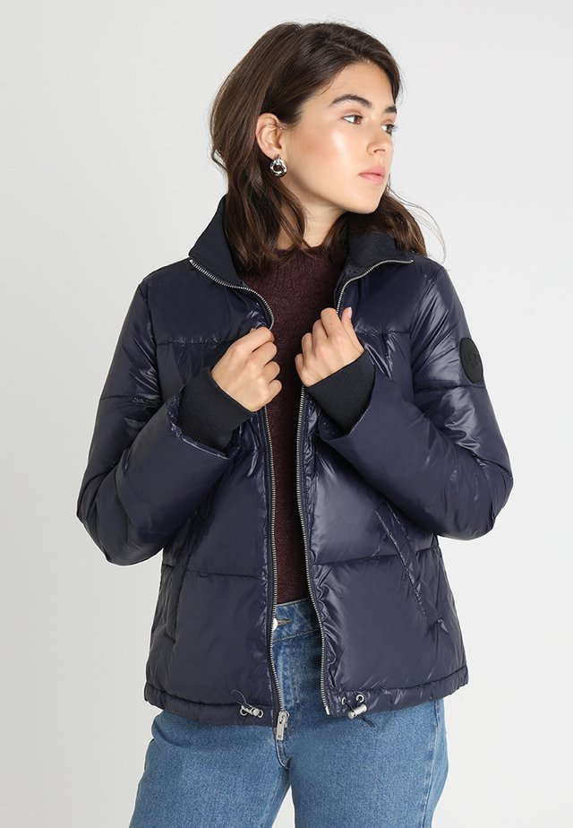IZZIE PUFFER JACKET - Light jacket - navy