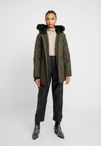 UGG - BERNICE - Classic coat - olive - 1