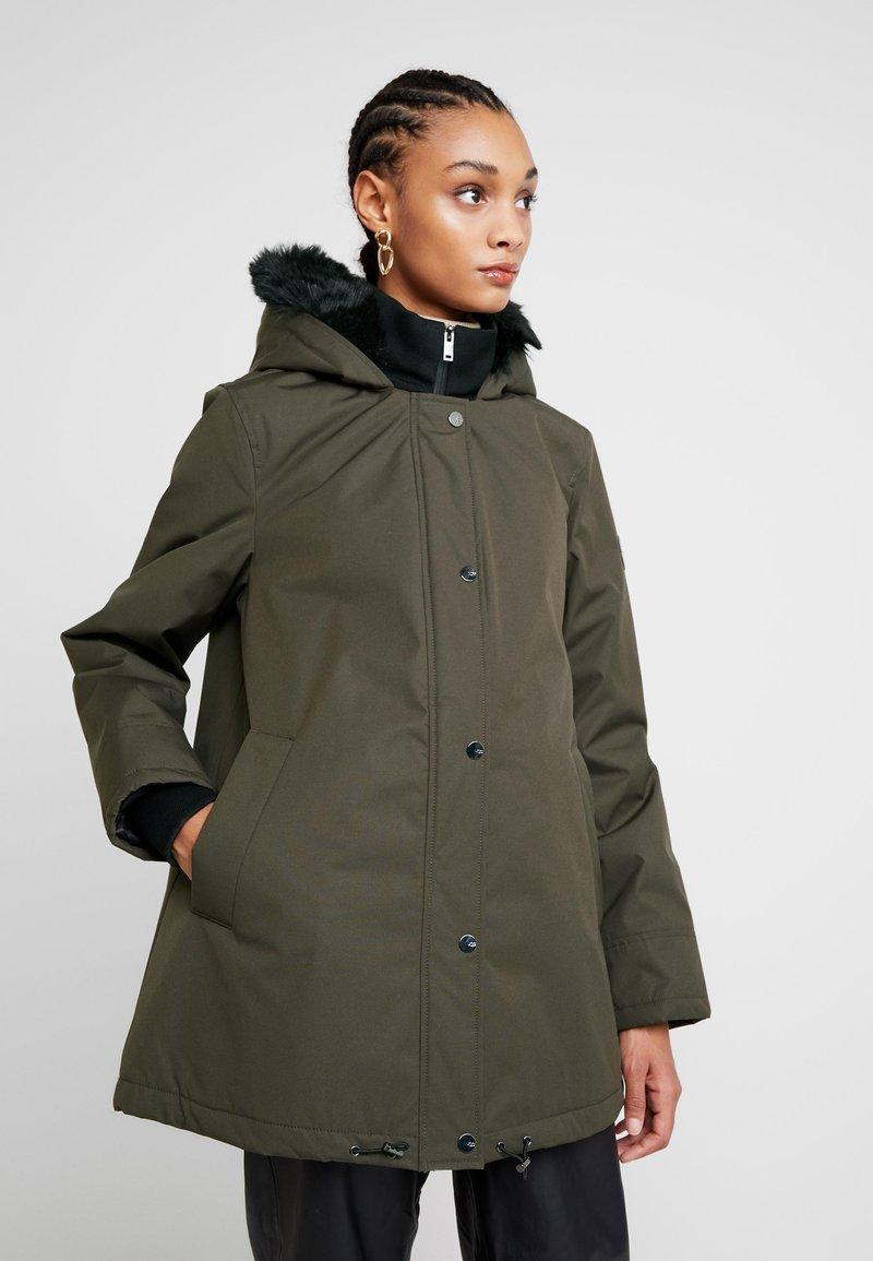 UGG - BERNICE - Classic coat - olive