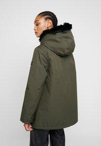 UGG - BERNICE - Classic coat - olive - 2