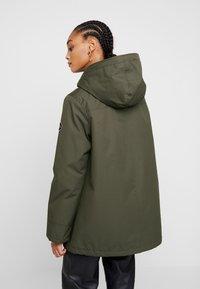 UGG - BERNICE - Classic coat - olive - 3