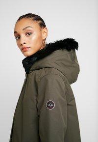 UGG - BERNICE - Classic coat - olive - 5