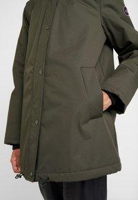 UGG - BERNICE - Classic coat - olive - 7