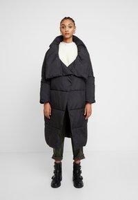 UGG - CATHERINA PUFFER JACKET - Winter coat - black - 1