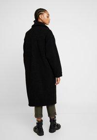 UGG - CHARLISSE COAT - Classic coat - black - 2