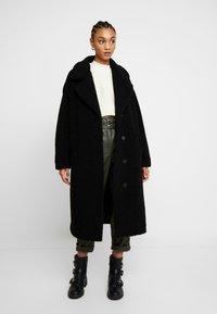 UGG - CHARLISSE COAT - Classic coat - black - 1