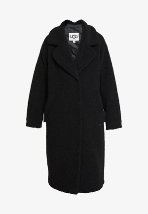 CHARLISSE COAT - Mantel - black