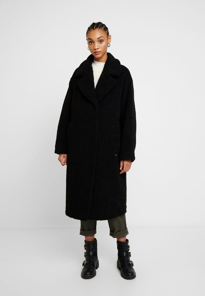 UGG - CHARLISSE COAT - Classic coat - black