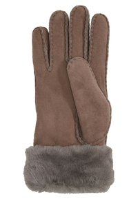 UGG - TURN CUFF GLOVE - Rukavice - stormy grey - 2