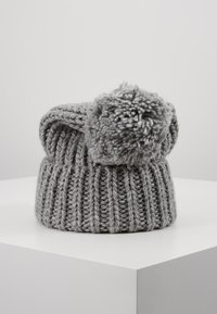 UGG - CHUNKY WIDE CUFF BEANIE - Mütze - light grey - 2