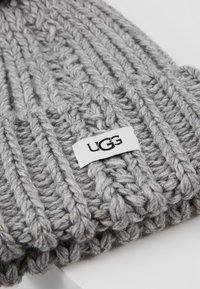 UGG - CHUNKY WIDE CUFF BEANIE - Mütze - light grey - 4
