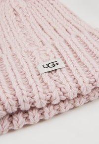 UGG - CHUNKY WIDE CUFF BEANIE - Beanie - pink crystal - 2