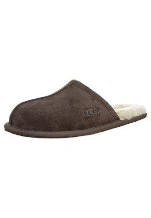 M'S SCUFF - Slippers - braun