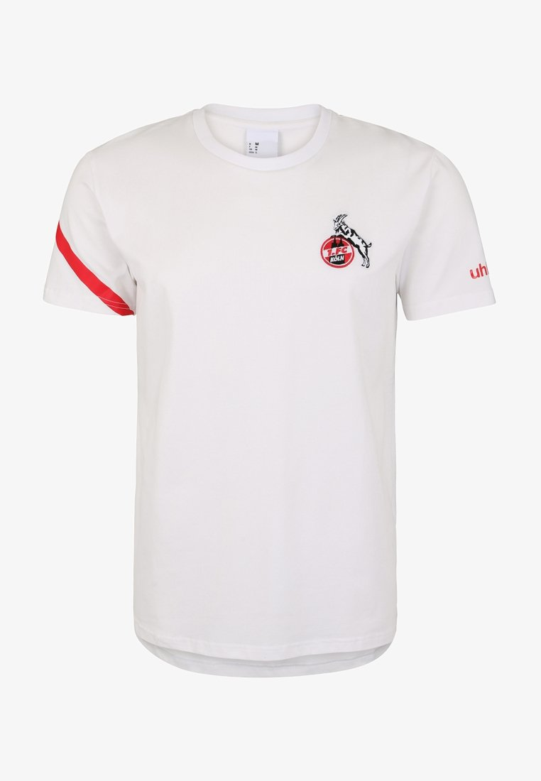 Uhlsport - 1. FC KÖLN ESSENTIAL PRO - Club wear - white