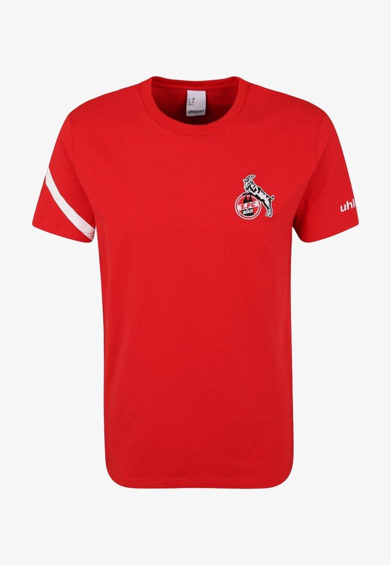 Uhlsport - 1. FC KÖLN ESSENTIAL PRO - Club wear - red