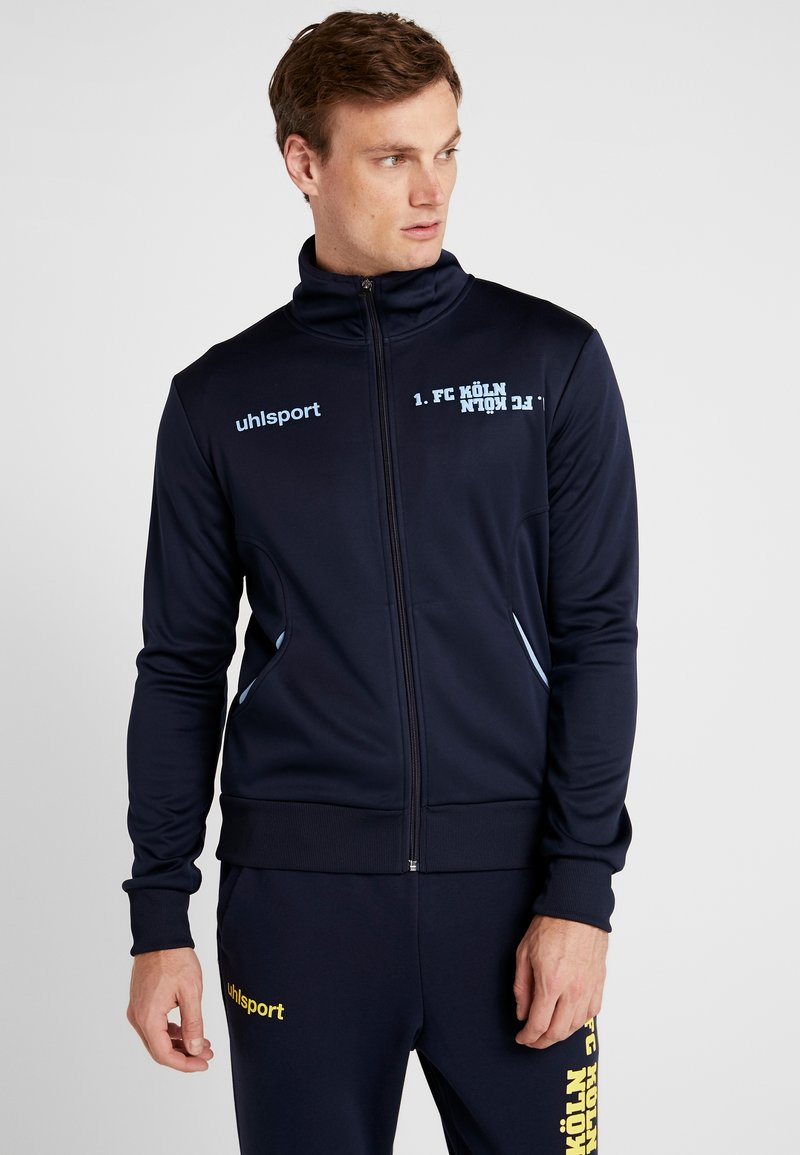Uhlsport - FREIZEIT - Veste de survêtement - marine/skyblau
