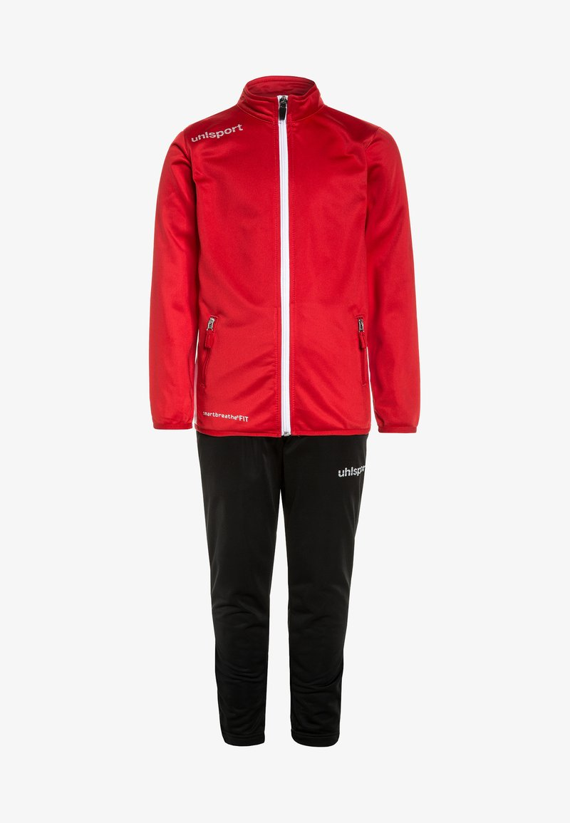 Uhlsport - ESSENTIAL CLASSIC SET - Tracksuit - rot/weiß