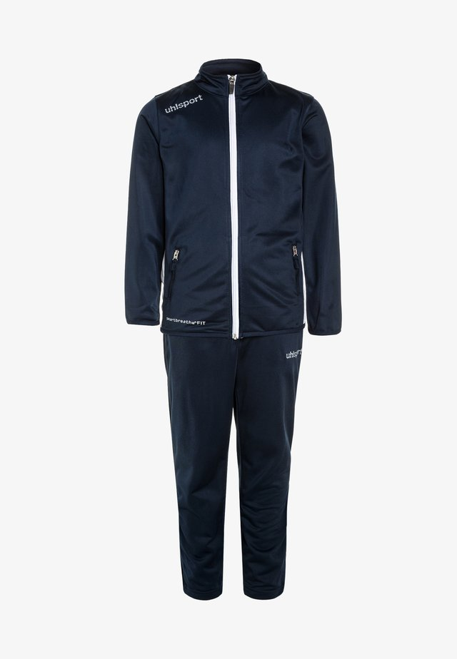 ESSENTIAL CLASSIC SET - Tracksuit - marine/weiß