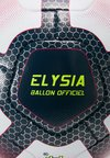 Uhlsport - ELYSIA BALLON OFFICIEL - Football - white/navy/fuchisa/fluo yellow