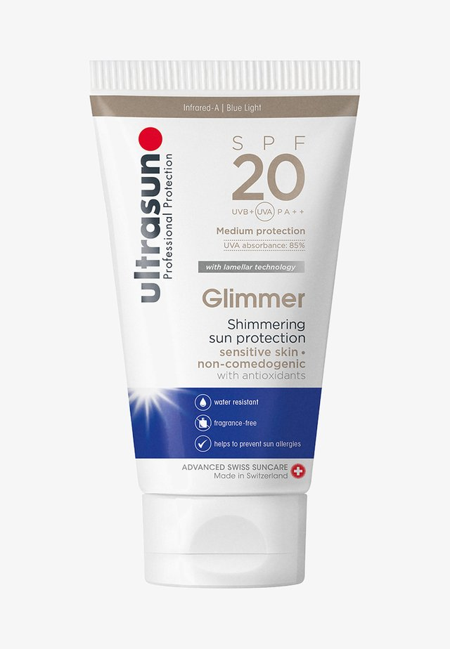 GLIMMER SPF20 TUBE - Protection solaire - -