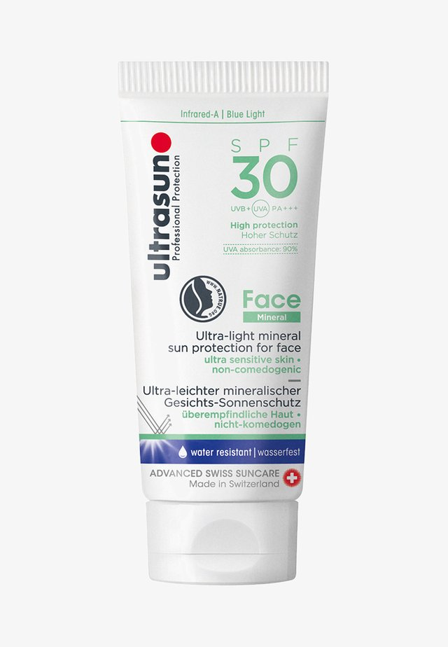 FACE MINERAL SPF30 - Protection solaire - -