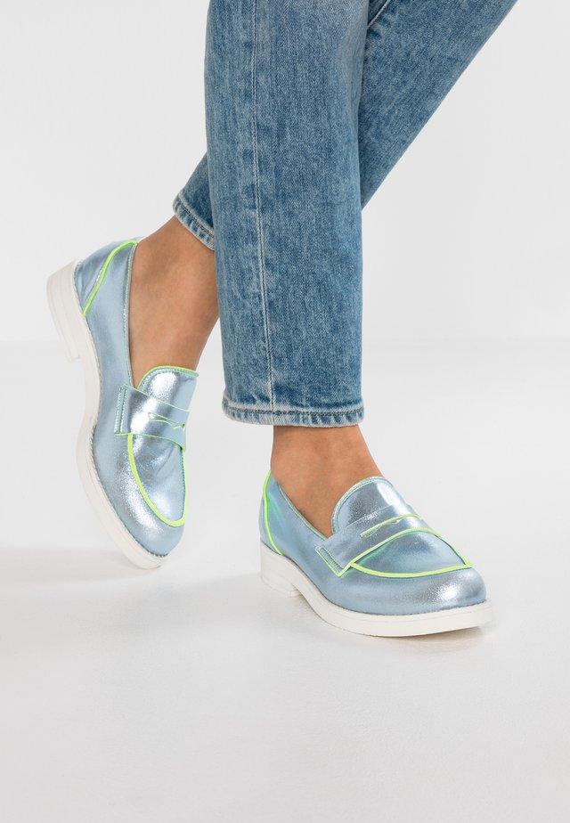 Nazouvací boty - tamigio cielo