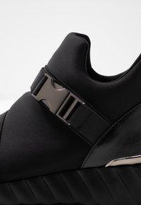 UMA PARKER - Sneakers high - nero - 2