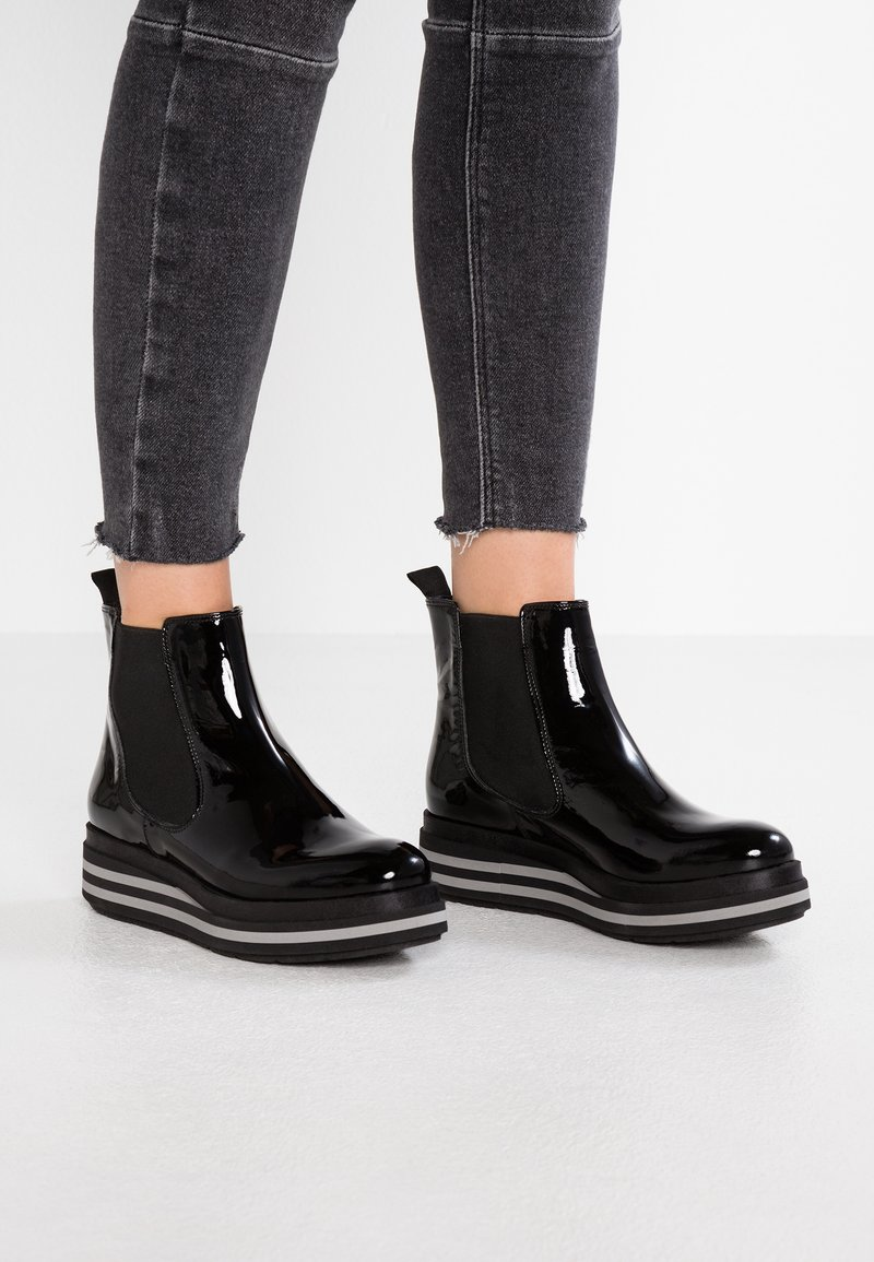 UMA PARKER - Ankle Boot - nero