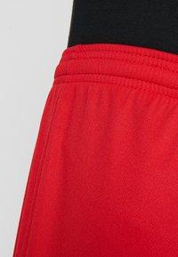 Umbro - CLUB SHORT - Sportovní kraťasy - vermillion - 3