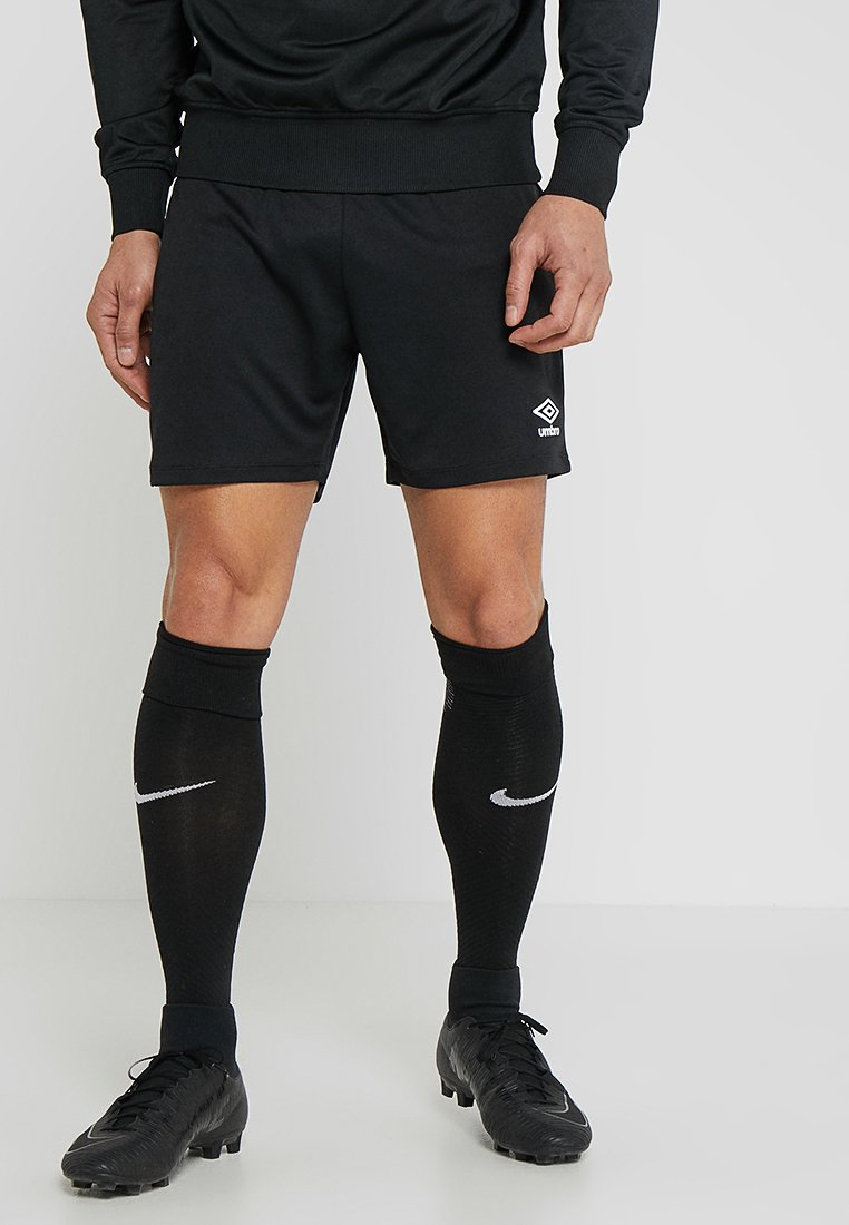 Umbro - CLUB SHORT - Sports shorts - black