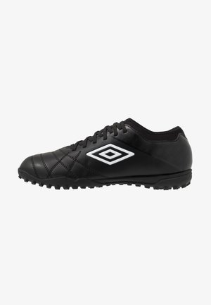 Chaussures de foot multicrampons - black/white