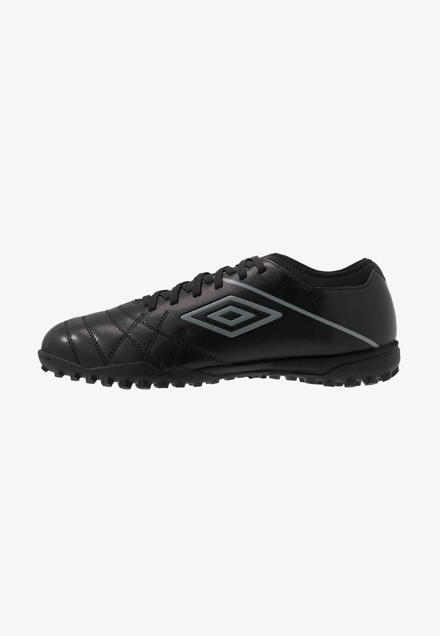 MEDUSÆ III CLUB TF - Fußballschuh Multinocken - black/carbon