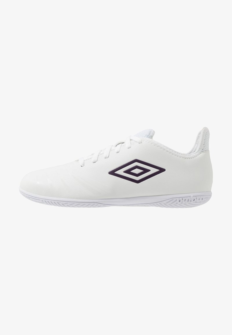 Umbro - UX ACCURO III CLUB IC - Botas de fútbol sin tacos - white/plum