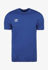 Umbro - Basic T-shirt - dark blue - 0