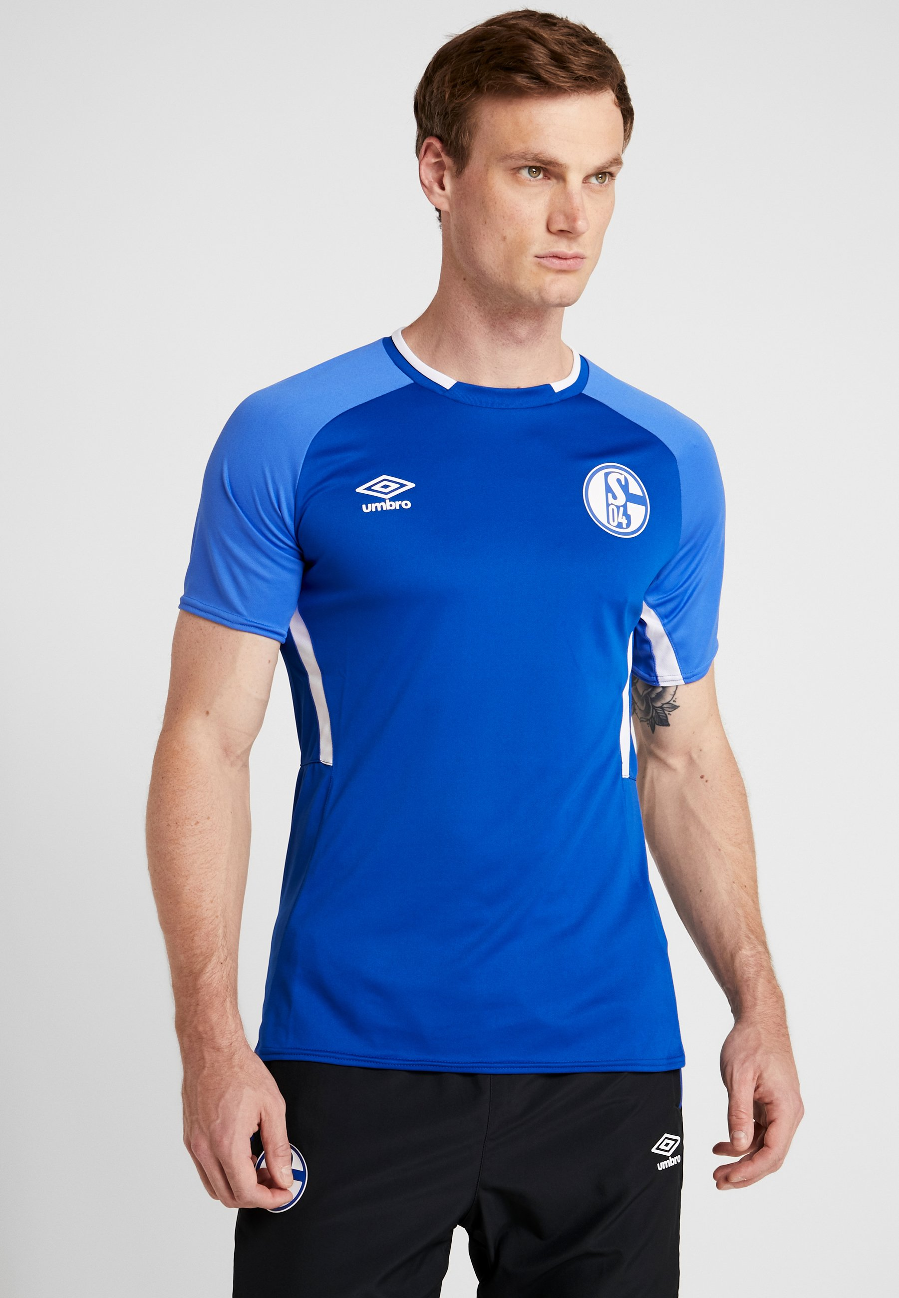 TrainingArticle Surf Schalke Deep dazzling Umbro Fc De 04 Blue brilliant White Supporter 2EHD9I