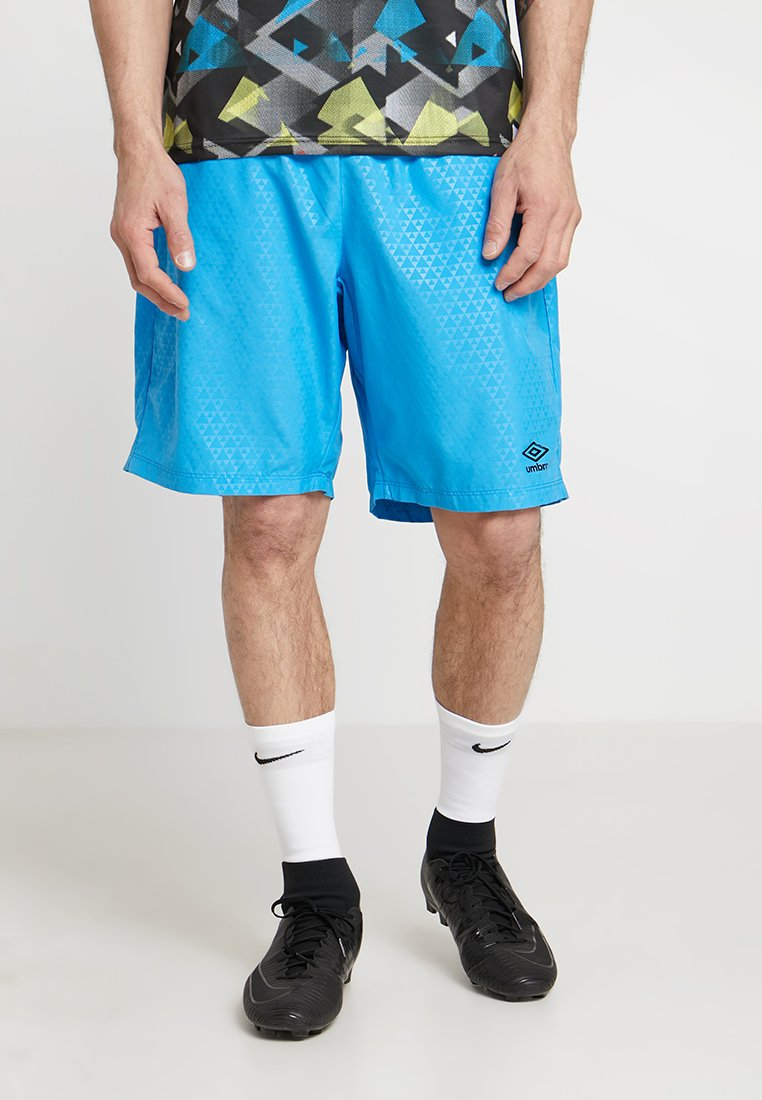 Umbro - GAME DAY SHORT - kurze Sporthose - ibiza blue